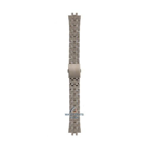 Seiko Seiko D0D3DB Uhrenarmband SBBP019 - 7T32 6G30 grau Edelstahl 19 mm - Titanium