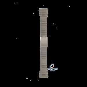 Seiko Seiko Z1415S Pulseira de relógio H601 521A - Dual Time