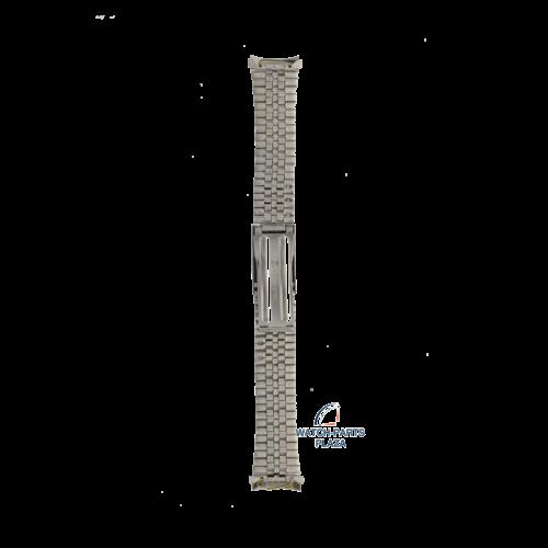 Seiko Seiko B1079S Pulseira de relógio 6309 5820 - SDED13 cinza aço inoxidável 19 mm - 5