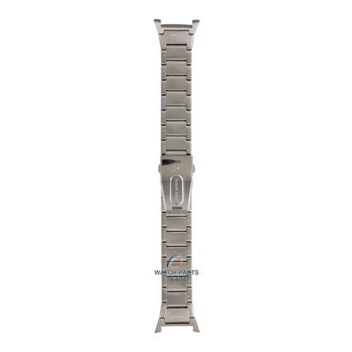 Seiko Seiko 35D4JG Horlogeband 7T92 0GV0 - SND667 Grijs Roestvrijstaal 19 mm - Sportura