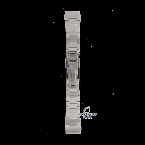 Seiko Seiko M0JT211J0 Horlogeband SRP637 - Baby Tuna Grijs Roestvrijstaal 22 mm - Prospex