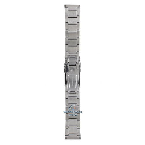 Seiko Seiko 3394JG Cinturino dell'orologio SKZ245, 247, 251 FrankenMonster grigio acciaio inossidabile 22 mm - 5 Sports