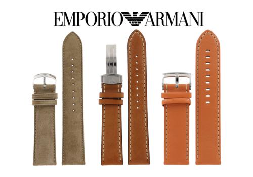 Armani Uhrenarmbänder