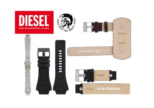 Pulseiras de relógio Diesel
