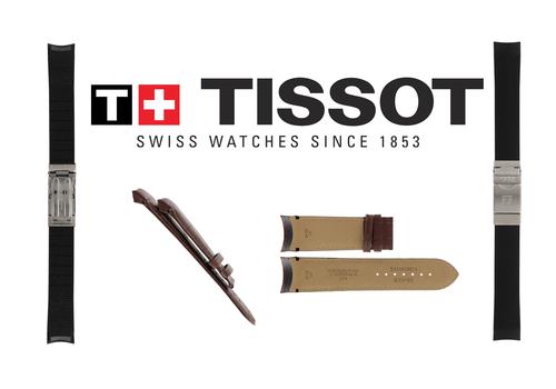Pulseiras de relógio Tissot