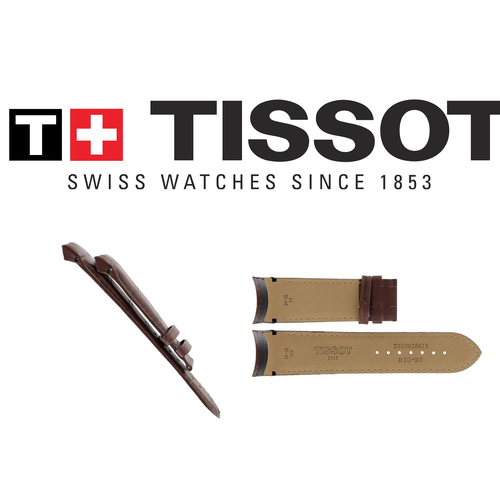 Original watch bands for Tissot watches