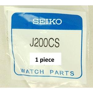 Seiko Barra de resorte Seiko J200CS 20 mm