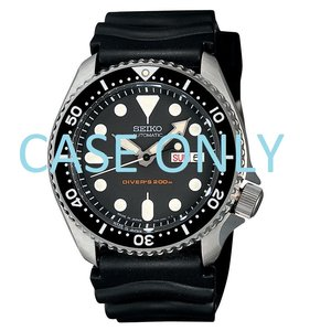 Seiko Seiko 7S26002061D horlogekast SKX007J1 Diver zwart origineel 7S26-0020