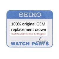 Seiko 8K70ATSNW1 crown 3 for 5M54 0AB0, 7L22 0AT0, 7T62 0JA0