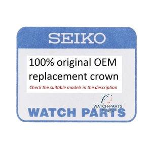 Seiko Seiko 1E50AASTS1 kroon met stift '4'-marker 7S36 01E0 & 01H0