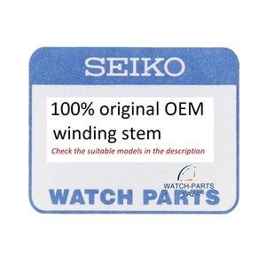 Seiko Seiko 0351653 haste de enrolamento 5M22, 5M42, 5M62, 5M82, 5M83, 5M84, 5M85