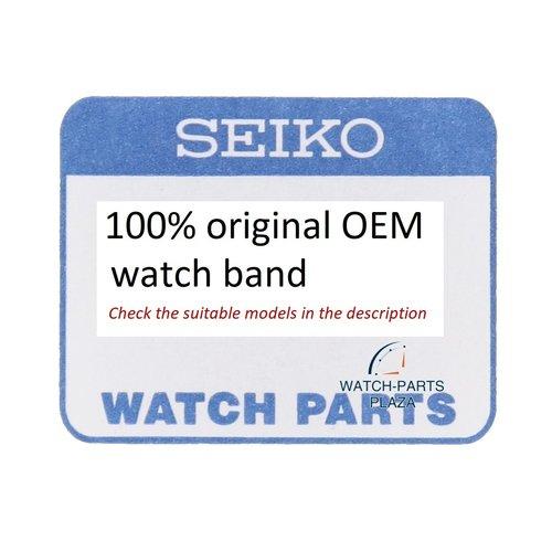Seiko Seiko 3246JZ Watch Band  7S26 01V0 - SNK377K1, SNK381K1, SNK385K1 Stainless Steel 3246-Z.E