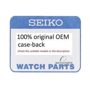 Seiko Seiko 7S26002002Z-U kastdeksel 7S26 0020