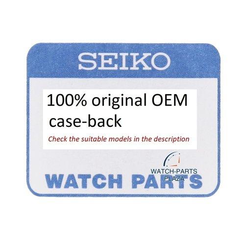 Seiko Caso Seiko 7S26002002Z-U traseiro 7S26 0020