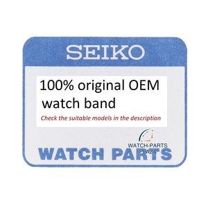 Seiko Banda de relógio Seiko M04P129J0 5M62 0CR0 / 7T92 0MD0
