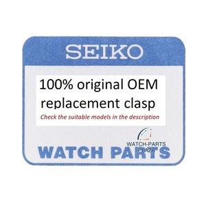 Seiko Cierre de acero Seiko K0GS11SD00B 18 mm