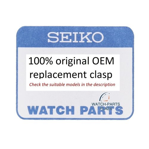 Seiko Seiko K0GS11SD00B steel clasp 18 mm