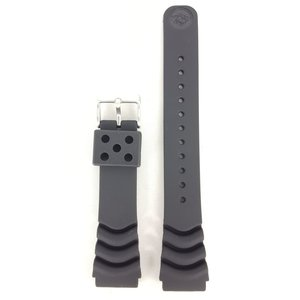 Seiko SEIKO Diver Black Watch Strap 20 mm SKX779K1 Monster 7S26 0350