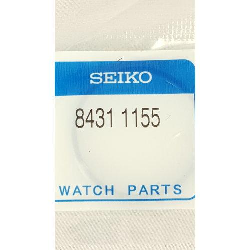 Seiko Seiko SKX007 / SKX171 Chapter Ring 7S26-0020 Diver black 84311155