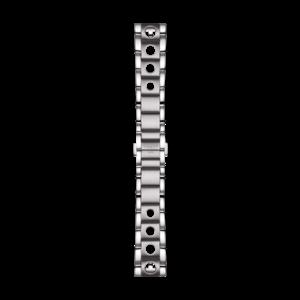 Tissot Tissot T021414, T91148 Nascar Uhrenarmband Grau Edelstahl 21 mm