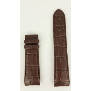 Tissot Tissot T035439A & T035617A Watch Band Brown Leather 23 mm
