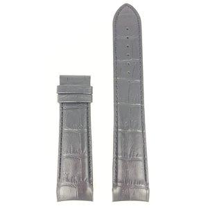 Tissot Tissot T035439A & T035617A - XL Uhrenarmband Schwarz Leder 23 mm