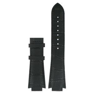 Tissot Tissot T601424 Watch Band Black Leather 14 mm