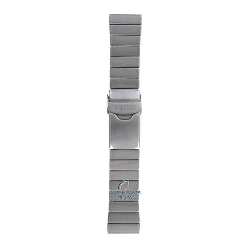 Seiko Seiko Speedmaster Yura Takuya D256-GC Watch Band Grey Titanium 22 mm