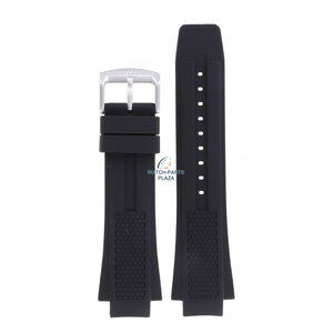 Citizen Citizen BJ5131-04H & AT2025-02E Sport Watch Band Black Silicone 16 mm