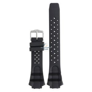 Citizen Citizen JP1060-01E - JP1060-01Y-2 - G0243 Watch Band Black Silicone 16 mm