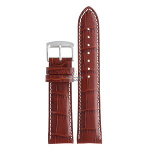 Citizen Citizen BL5250, BL52501 & BL5257 Perpetual Uhrenarmband Braun Leder 22 mm