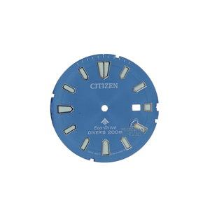 Citizen Citizen 6-S153650 Wijzerplaat Blauw BN0191-55L Promaster Diver