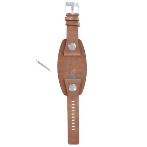 Fossil Fossil JR1148 Watch Band Brown Leather 33 mm