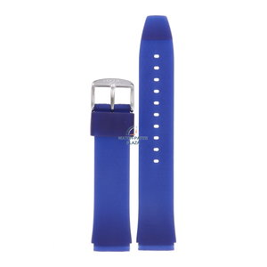 Fossil Fossil JR7858 Sport Line Watch Band Purple Silicone 18 mm