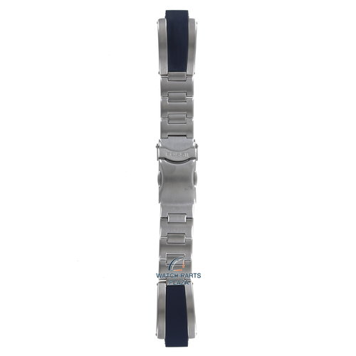 Fossil Fossil JR7969 Watch Band Grey Stainless Steel 12 mm