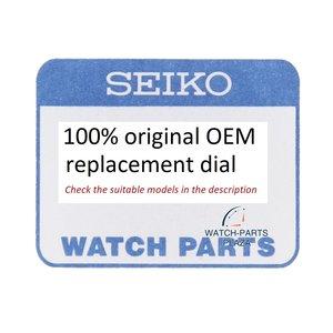 Seiko Seiko 6R3500F0XN23 wijzerplaat SPB197 / SPB199 origineel 6R35-00E0