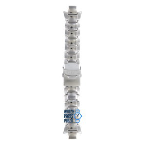 Fossil Fossil JR8159 Watch Band Grey Stainless Steel 12 mm