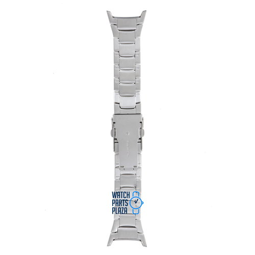 Fossil Fossil JR8499 Animated Flaming Numbers Watch Band JR-8499 Grey Stainless Steel 30 mm Big Tic