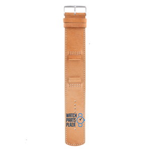 Fossil Fossil JR8515 Uhrenarmband Helbraun Leder 20 mm