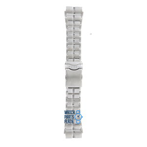 Fossil Fossil JR8533 Davis Cup Watch Band Grey Stainless Steel 22 mm