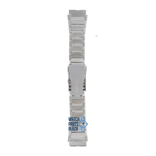Fossil Fossil JR8533 Davis Cup Watch Band JR-8533 Grey Stainless Steel 22 mm
