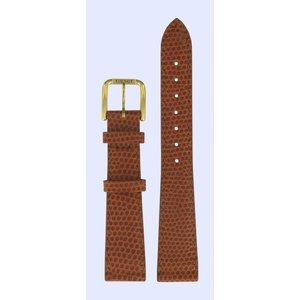 Tissot Tissot A280 / A282 Horlogeband Bruin Leer 18 mm