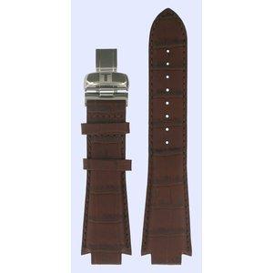 Tissot Tissot L864/964 - L875/975 & L874/974 Horlogeband Bruin Leer 14 mm