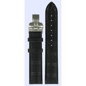 Tissot Tissot PRC200 - T014430 & T171526 Horlogeband Zwart Leer 19 mm