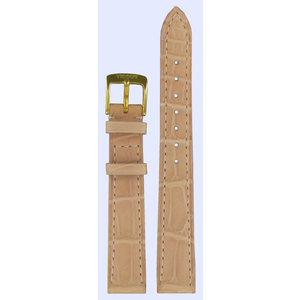 Tissot Tissot T71331191 Watch Band Pink Leather 14 mm