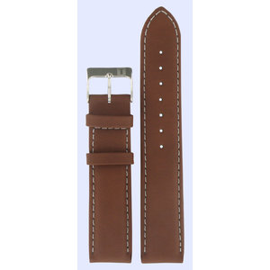 Tissot Tissot J378 - T34141852 Watch Band Brown Leather 19 mm