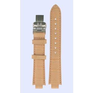 Tissot Tissot T60124993 T-Trend Uhrenarmband Rosa Leder 09,5 mm
