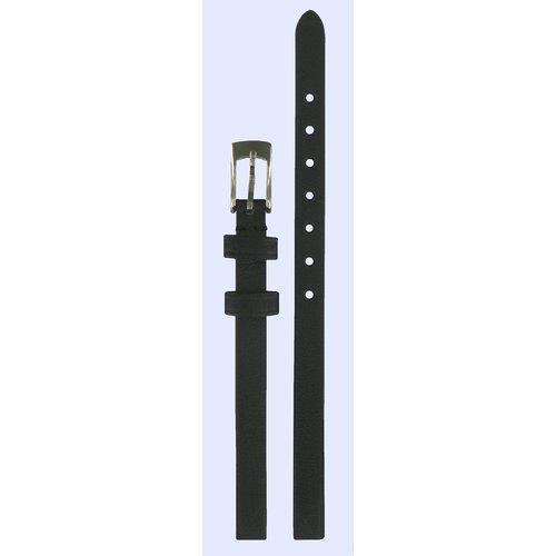 Tissot Tissot T31122151 T-Trend Watch Band Black Leather 06 mm
