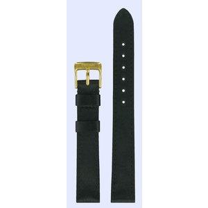 Tissot Tissot T71335971 & T71331936 Orinda Horlogeband Zwart Leer 13 mm