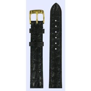 Tissot Tissot T71331632 Watch Band Black Leather 15 mm